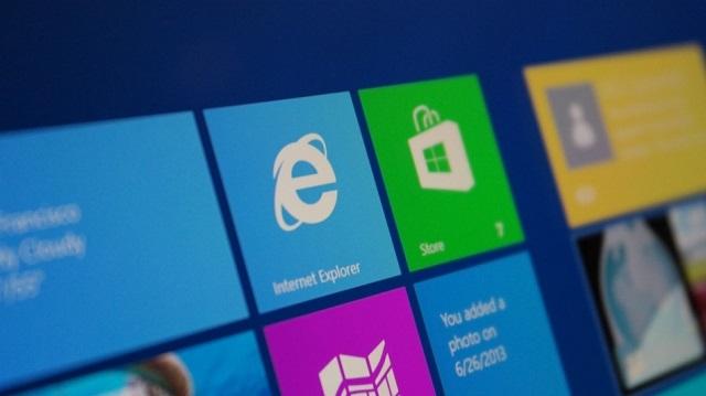 Windows 7 Kullanıcıları da IE11'i Kullanılabilecek