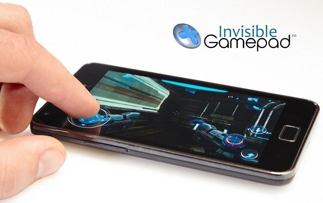 Invisible Gamepad Kickstarter Üzerinden Tanıtıldı