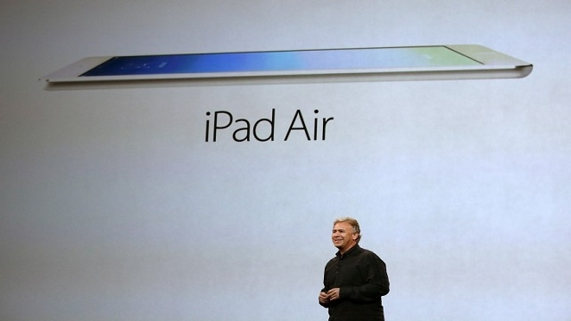 Apple, iPad Air'ı Tanıttı