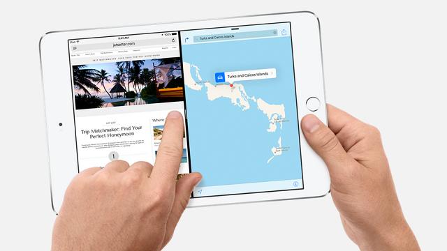 Apple iPad Mini 4, 2GB RAM ile Geliyor