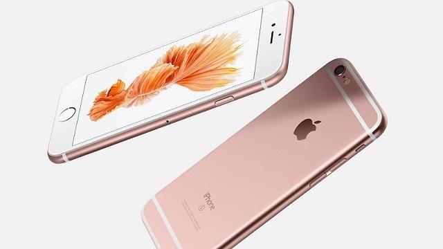 iPhone 6S Roze Altın, Ön Siparişlerde Açık Ara Önde
