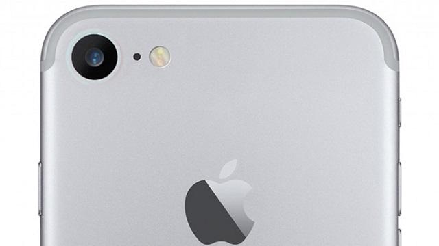 iPhone 7 Arkadan Göründü