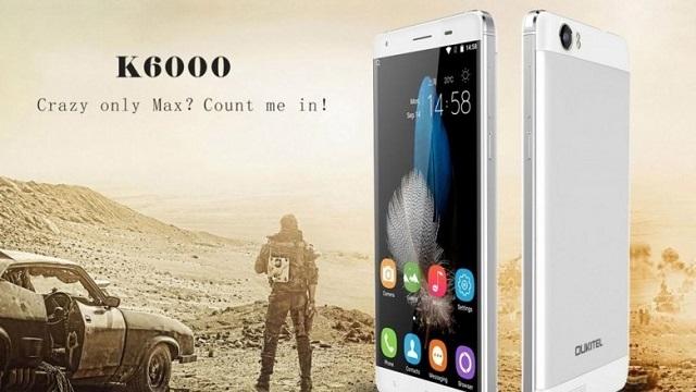 Oukitel, K6000 Akıllı Telefonu ile Pil Sorununu Kökten Çözüyor