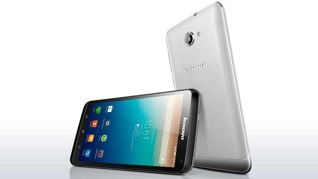 Lenovo, Çift SIM Kart Destekli Akıllı Telefonlarını Duyurdu