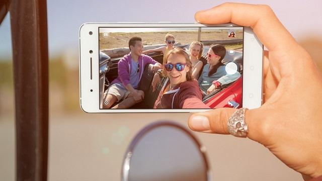 Dünyanın İlk Çift Selfie Kameralı Telefonu Lenovo Vibe S1 Satışta