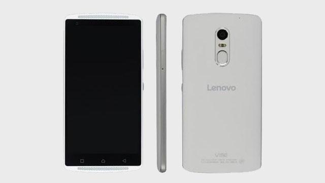 Lenovo Vibe X3, 16 Kasım'da Tanıtılacak