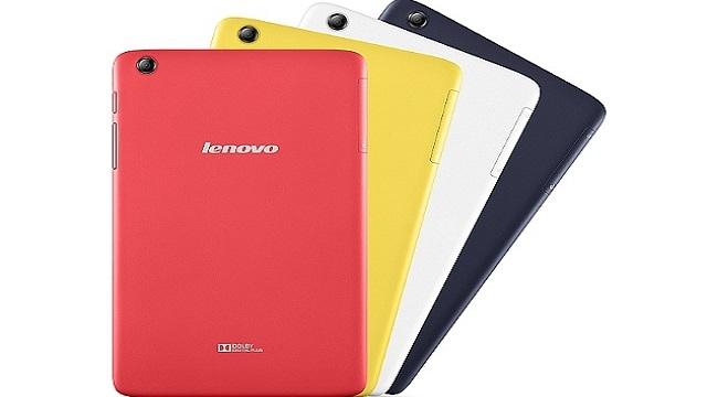 Lenovo, A Serisi Android Tabletlerini Duyurdu