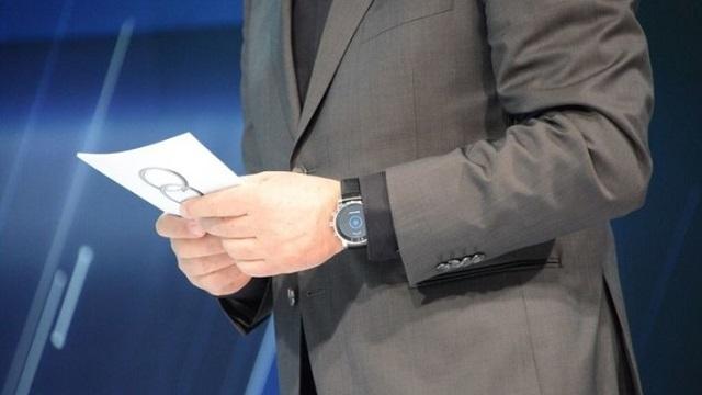 LG'nin Audi için Tasarladığı Akıllı Saati CES 2015'te Görüntülendi