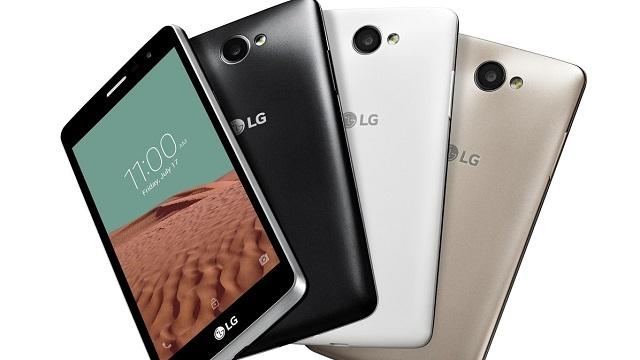 LG L Serisinin Yeni Üyesi Bello II, Bu Ay Piyasada Olacak