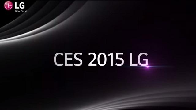 LG G Flex 2, CES 2015'te Tanıtıldı