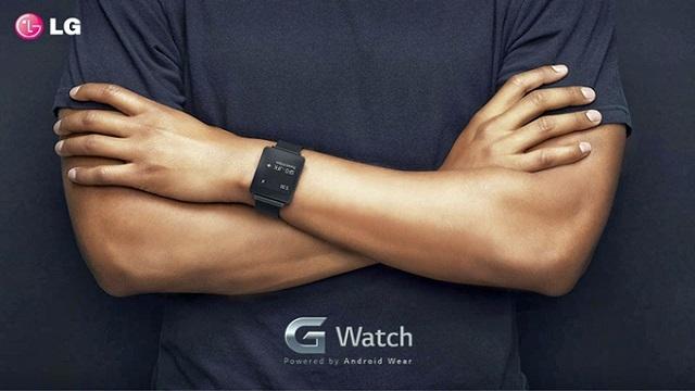 LG G Watch'un Çıkış Tarihi ve Fiyatı Belli Oldu