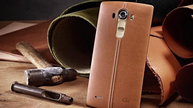 LG G4, Kamerası İle Bizleri Büyüleyecek!