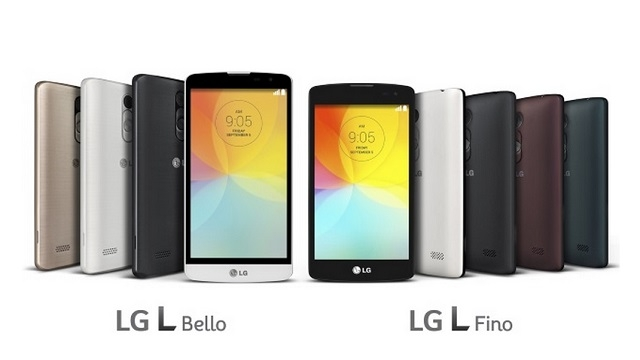 LG L Fino ve L Bello, IFA 2014'te Tanıtılacak