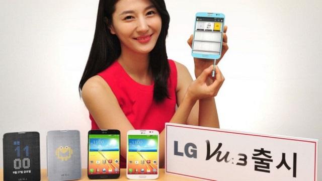 LG Vu 3 Resmi Olarak Tanıtıldı