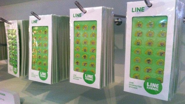 LINE'dan Sticker Severlere Özel Mobil Uygulama: LINE Stickers