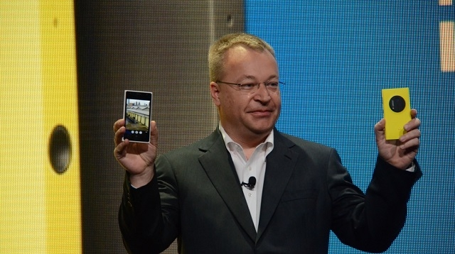 Nokia Lumia 1020 Resmen Tanıtıldı