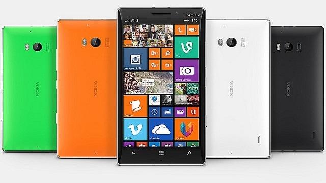 Nokia'dan Üç Yeni Lumia Modeli: Lumia 930, Lumia 630 ve Lumia 635