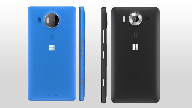 Microsoft Lumia 950 ve Lumia 950 XL, Web Mağazası'nda Göründü
