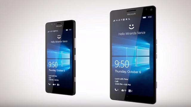 Microsoft Lumia 950 Teknik Özellikleri, Çıkış Tarihi ve Fiyatı