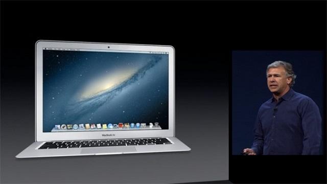 Yeni Apple MacBook Air Tüm Gün Pil Ömrü Sunuyor