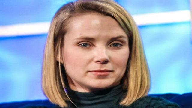 Yahoo CEO'su Marissa Mayer ile Öğle Yemeğine Ne Dersiniz?