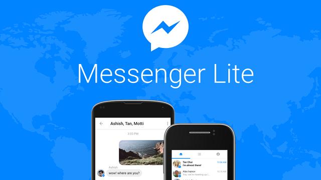 Facebook Messenger Lite Android İçin Yayınlandı