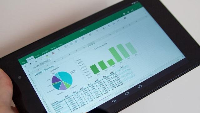 Android Tabletler için Microsoft Office Uygulaması Herkese Açıldı