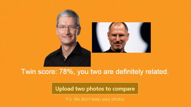 Microsoft, Şimdi de TwinsOrNot.net Hizmetiyle İkizimizi Bulmamıza Yardımcı Oluyor