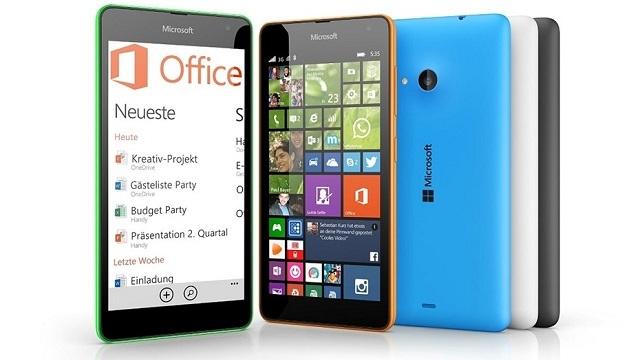 Microsoft'un İris Tarayıcılı Akıllı Telefonu Lumia 550 Sızdırıldı