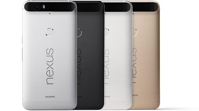 Google'ın Yeni Amiral Gemisi Nexus 6P'nin Tüm Detayları Belli Oldu