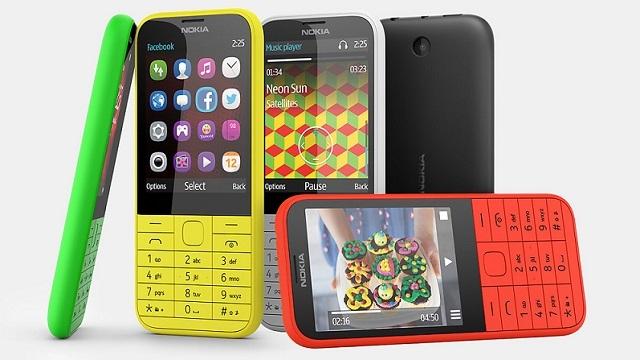 Nokia'dan İnternete Bağlanabilen İnce Telefon: Nokia 225