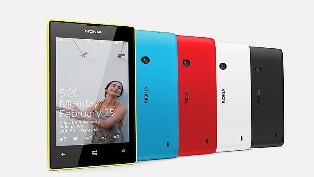 Nokia Lumia 525'in Teknik Özellikleri Belli Oldu