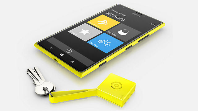 Nokia Treasure Tag, 30 Dolar Fiyat Etiketiyle Nisan'da Satışa Sunulacak