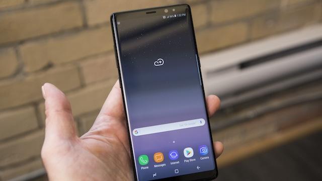 Samsung Galaxy Note 8 ve HTC U11 Karşılaştırması