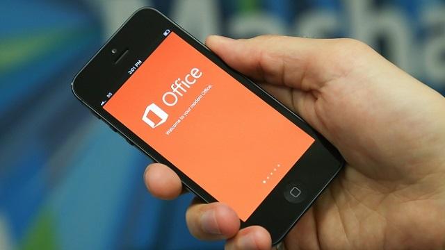 iPhone ve Android için Resmi Office Uygulaması Ücretsiz Oldu