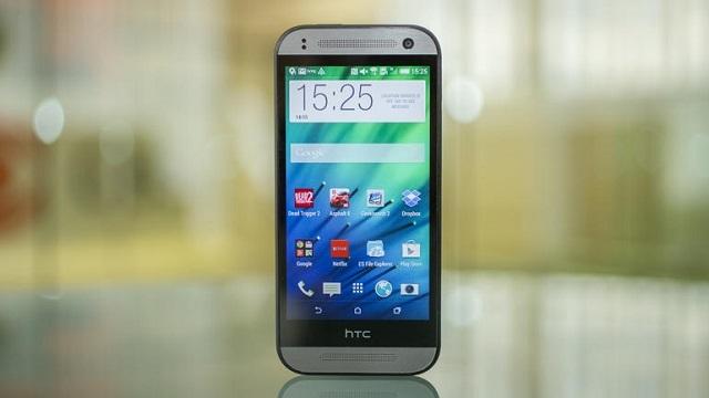 HTC One Mini 2 Resmen Duyuruldu