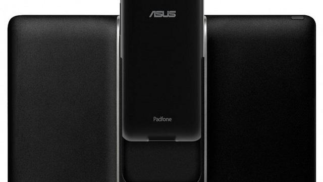 Asus PadFone Serisinin Yeni Üyesi: PadFone E