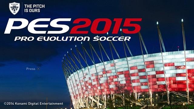 PES 2015'in Demosu Dünya Genelinde İndirilmeye Açıldı