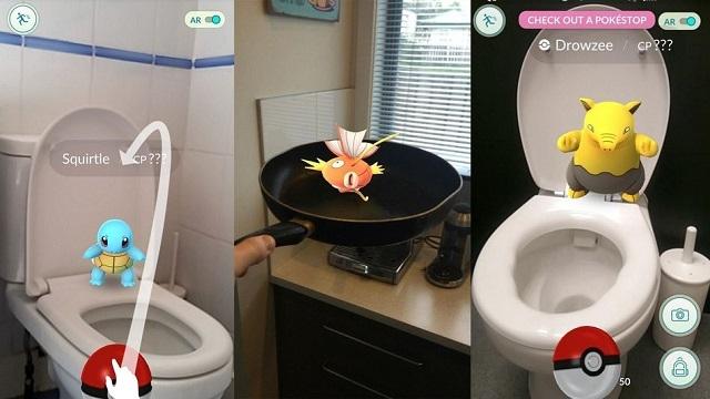 Artırılmış Gerçeklik Oyunu Pokemon GO Çıktı!