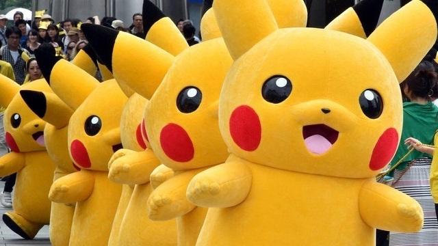 Pokemon GO Sosyal Medya Devlerini Geride Bıraktı
