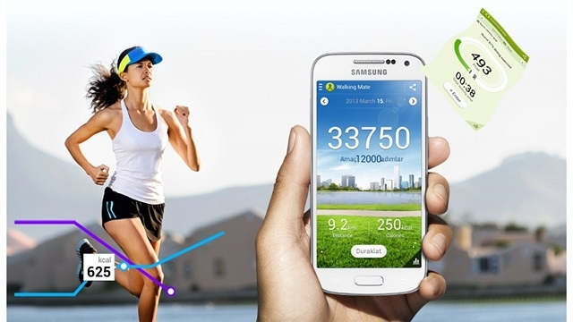 Samsung Galaxy S6'nın S Health Uygulamasını Eski Samsung Cihazınızda Deneyin