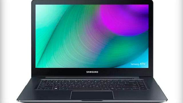 Samsung, 4K Ekranlı İlk Dizüstü Bilgisayarı ATIV Book 9 Pro'yu Tanıttı