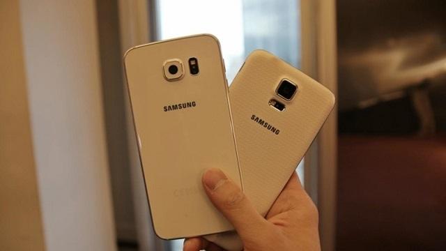 Samsung Galaxy S6 ve Samsung Galaxy S5 Karşılaştırması