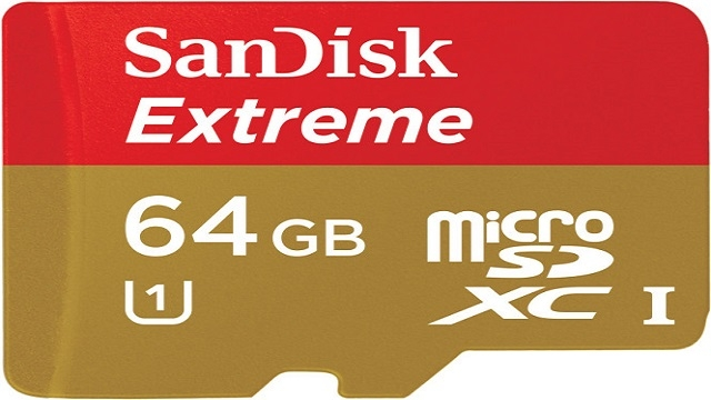 SanDisk'in Ultra Hızlı Hafıza Kartları Satışta
