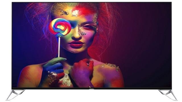 Sharp, 80 inç 8K TV'sini CES 2015'te Sergiledi