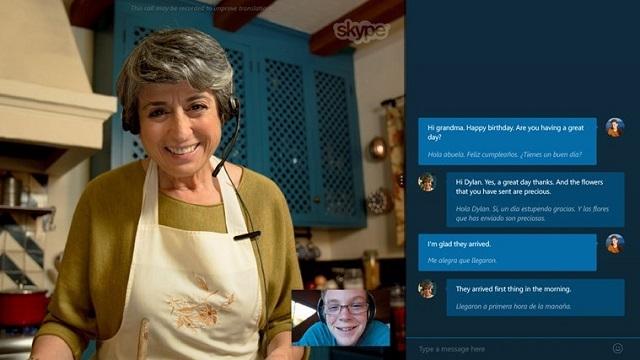 Skype'ın Gerçek Zamanlı Çeviri Hizmeti Skype Translator, Herkese Açıldı