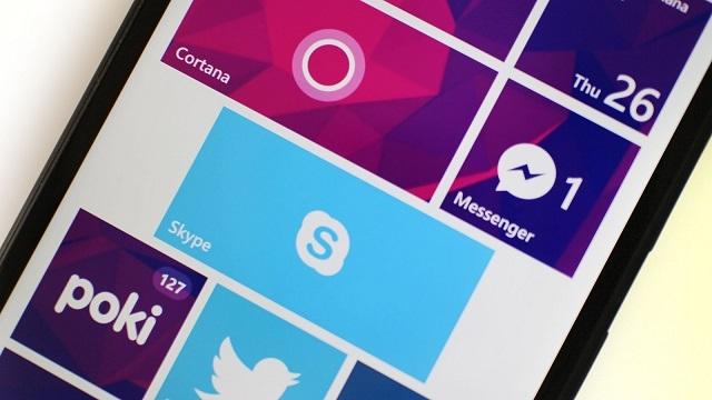 Windows Phone için Skype'a Fotoğraf Paylaşım Özelliği Geldi