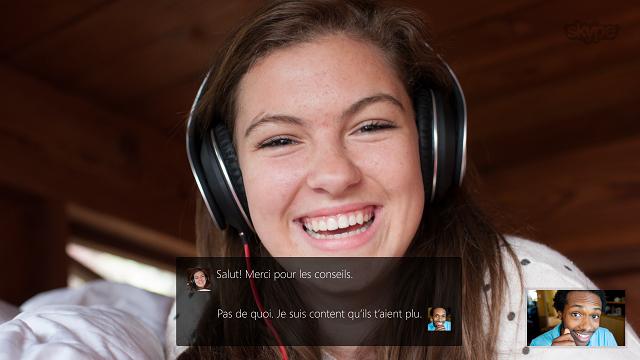 Windows için Skype'a Gerçek Zamanlı Çeviri Özelliği Geliyor