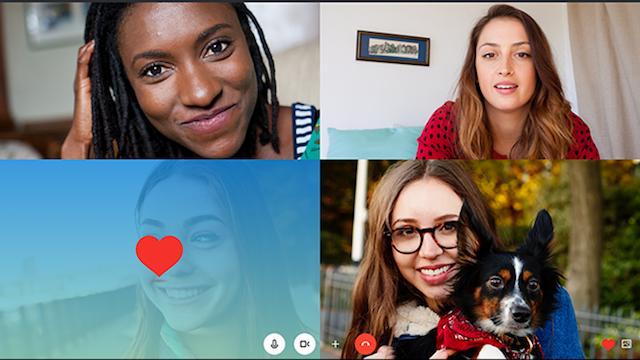 Skype, Yeni Tasarımını Masaüstüne Taşıyor