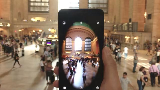 Google, VR Kamera Uygulaması Sprayscape'i Yayınladı